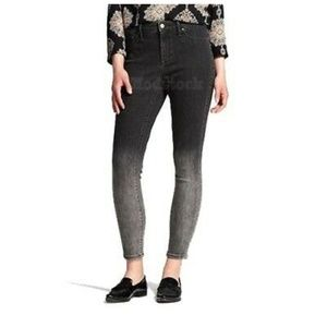 Mossimo High Rise Jegging Sz 16 W